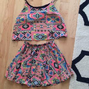 Dresses & Skirts - Tank and skirt set - Revolve, SMYMM